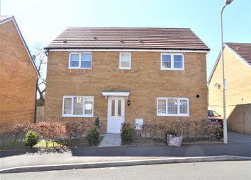 Thumbnail 3 bedroom detached house for sale in Wood Green, Cefn Glas, Bridgend.
