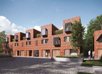 Thumbnail 3 bed flat for sale in Radlett Close, London