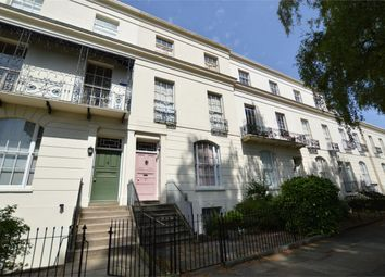 Thumbnail 5 bed town house for sale in Clarence Square, Cheltenham