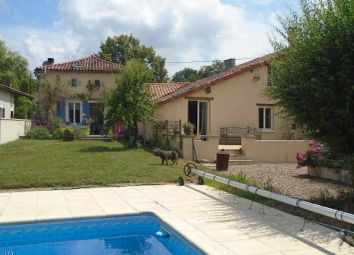 Thumbnail 4 bed property for sale in Ruffec, Poitou-Charentes, 16450, France