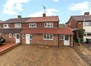 Thumbnail 3 bed semi-detached house for sale in St. Vincent Drive, St. Albans, Hertfordshire