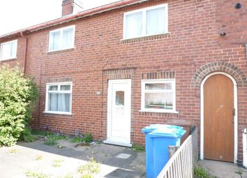 Thumbnail 2 bed terraced house to rent in Burnaby Street, Alvaston, Derby