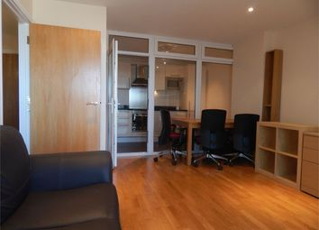 Thumbnail 1 bed flat to rent in Wharfside Point South, 4 Prestons Road, London, Canary Wharf