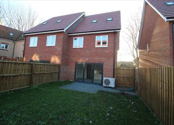 Thumbnail 4 bed semi-detached house for sale in Bayswater Close, Ipswich