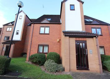 Thumbnail 2 bed flat for sale in Dunlin Wharf, Castle Marina, Nottingham
