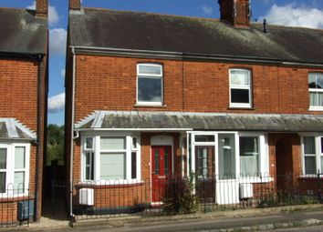 Thumbnail 2 bedroom end terrace house for sale in The Leys, Woburn Sands