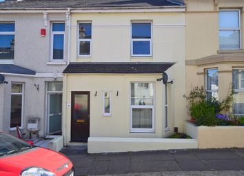 Thumbnail 2 bedroom terraced house for sale in Maida Vale Terrace, Mutley, Plymouth