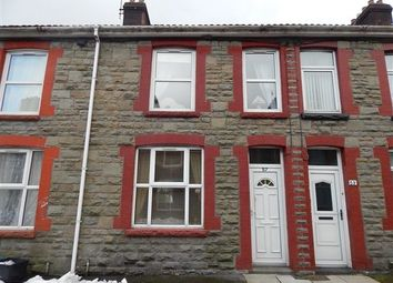Thumbnail 3 bed terraced house for sale in Caefelin Street, Llanhilleth