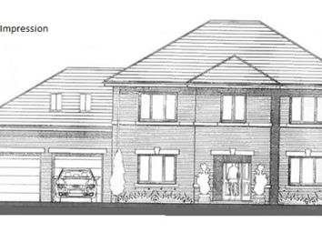 Thumbnail 5 bed detached house for sale in Belgrave Avenue, Ossett