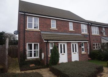 Thumbnail 2 bed end terrace house for sale in Templeton Close, Mickleover, Derby