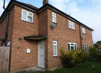 Thumbnail 3 bed semi-detached house to rent in Longford Close, Hampton Hill, Hampton, Middlesex