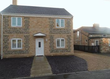 Thumbnail 4 bed detached house to rent in Mill Corner, Soham, Ely