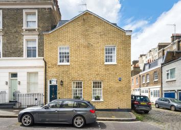 Thumbnail 5 bed property for sale in Eccleston Square Mews, London