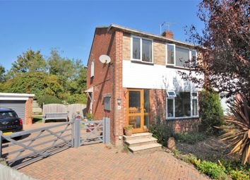 Thumbnail 3 bed semi-detached house for sale in Sycamore Close, Hythe