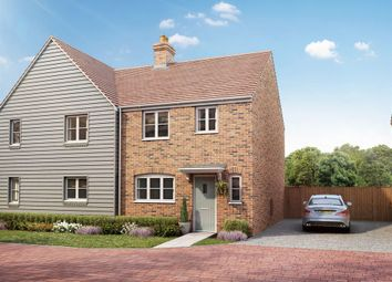 """Thumbnail 3 bedroom semi-detached house for sale in """"The Chester """" at Watergate, Bexhill-On-Sea"""