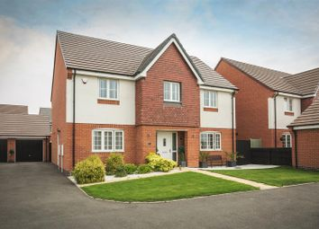 Thumbnail 5 bed detached house for sale in Silverhill Wood Close, Langley Country Park, Derby