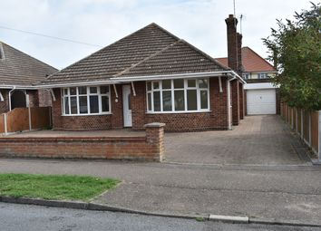 Thumbnail 3 bed detached bungalow for sale in Youell Avenue, Gorleston, Great Yarmouth, Norfolk
