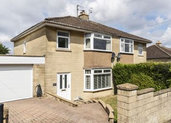 Thumbnail 3 bed semi-detached house for sale in Sladebrook Road, Bath