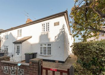 Thumbnail 3 bed end terrace house for sale in Fortis Green Cottages, Fortis Green, East Finchley, London