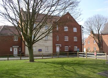 Thumbnail 2 bed flat for sale in Tall Pines Road, Witham St Hughs, Lincoln