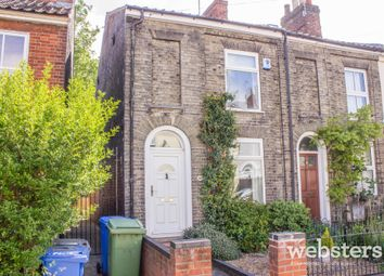 Thumbnail 2 bedroom end terrace house for sale in Gladstone Street, Norwich