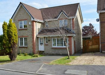 Thumbnail 4 bedroom detached house for sale in Alloway Drive, Kirkcaldy