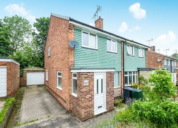 3 bed semi-detached house for sale in Devonshire Drive, North Anston, Sheffield S25