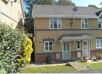 Thumbnail 2 bed terraced house to rent in Byron Way, Swansea