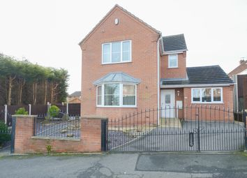 Thumbnail 4 bed detached house for sale in Elliott Drive, Inkersall, Chesterfield