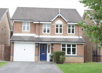 Thumbnail 4 bed detached house for sale in Daneshill Close, Liverpool, Merseyside