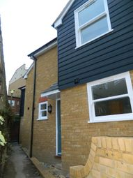 Thumbnail 2 bed end terrace house for sale in Sion Passage, Ramsgate