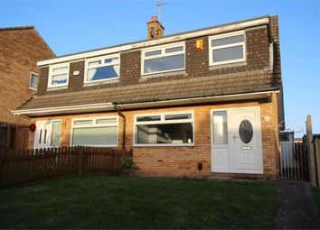 Thumbnail 3 bed semi-detached house to rent in Audlem Avenue, Prenton, Wirral, Merseyside