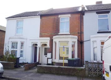 Thumbnail 1 bed flat to rent in Sydney Road, Gosport