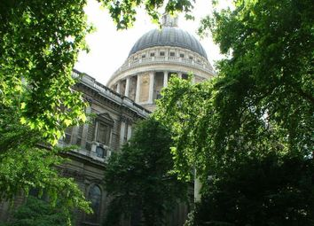 Thumbnail 1 bed flat to rent in Foster Lane, St Pauls, London