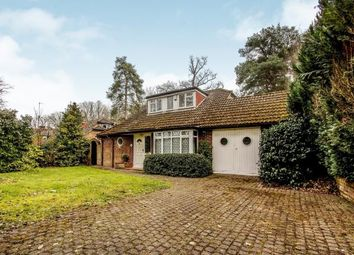 Thumbnail 4 bedroom detached house for sale in Pyrford, Surrey