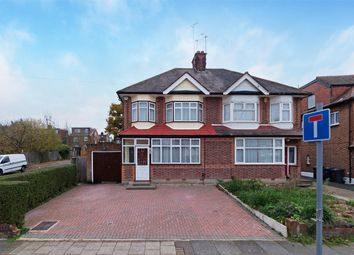 Thumbnail 3 bed semi-detached house for sale in Chanctonbury Way, London