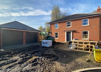 Thumbnail 4 bed detached house for sale in Westgate Street, Plot 4, 3 Willow Court, Shouldham, King's Lynn