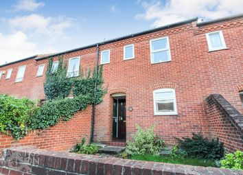 Thumbnail 2 bedroom terraced house for sale in Lawson Road, Norwich