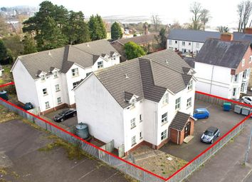 Thumbnail 4 bedroom flat to rent in Abbeyville Court, Whiteabbey