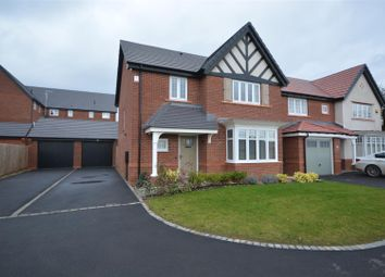 Thumbnail 4 bed detached house for sale in Peace Grove, Edwalton, Nottingham
