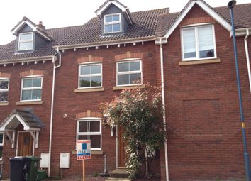 Thumbnail 4 bed town house to rent in Sedbury Chase, Chepstow