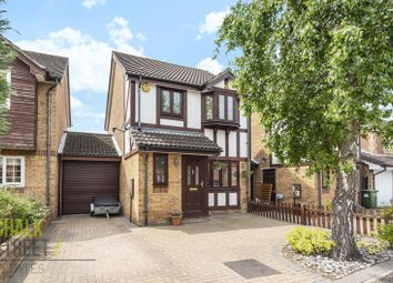 Thumbnail 3 bed link-detached house for sale in Bennison Drive, Harold Wood
