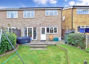 Thumbnail 3 bedroom semi-detached house for sale in Scott Close, Ditton, Aylesford, Kent