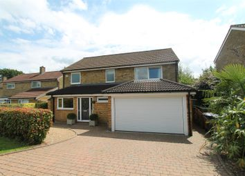 Thumbnail 4 bedroom detached house for sale in Elm Drive, Hatfield