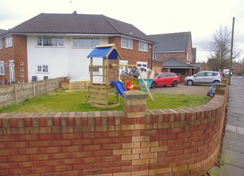 Thumbnail 3 bed terraced house for sale in Embleton Grove, Birmingham