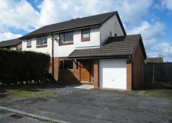 Thumbnail 3 bed semi-detached house for sale in Lords Croft, Clayton-Le-Woods, Chorley, Lancashire