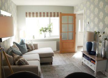 Thumbnail 4 bedroom detached house for sale in Off Oakley Road, Saline, Dunfermline, Fife