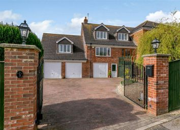 Thumbnail 4 bed detached house for sale in Riverside Rise, Louth, Lincolnshire