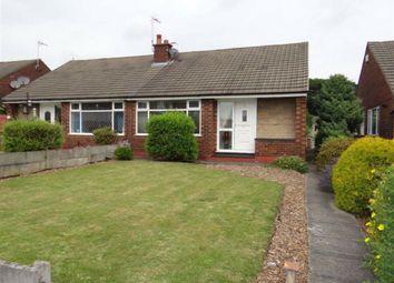 Thumbnail 2 bed semi-detached bungalow for sale in Naunton Avenue, Leigh, Lancashire