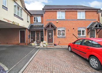 Thumbnail 2 bed town house to rent in Waterville Close, Leicester